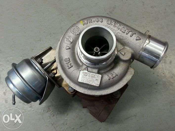 Продавам турбо 775274 - турбина за Hyundai I20 1.6crdi