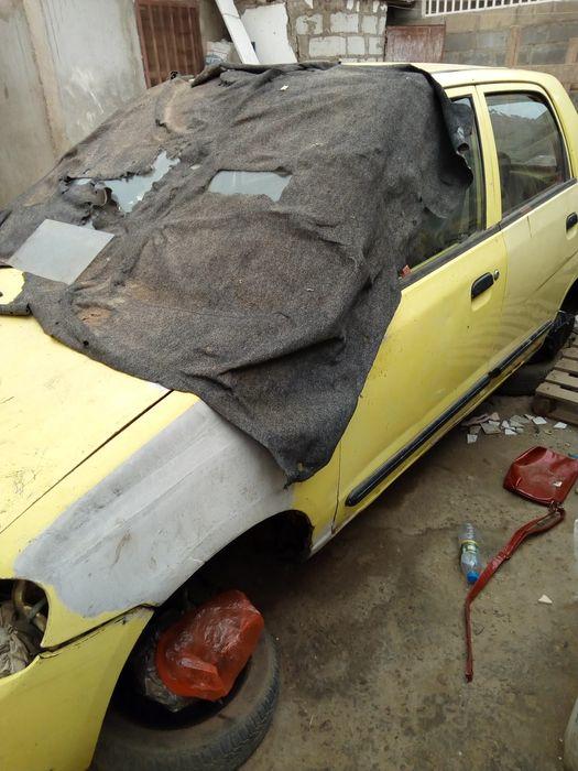 Carcaça de Suzuki alto a venda com motor desmanchado Kilamba - imagem 5