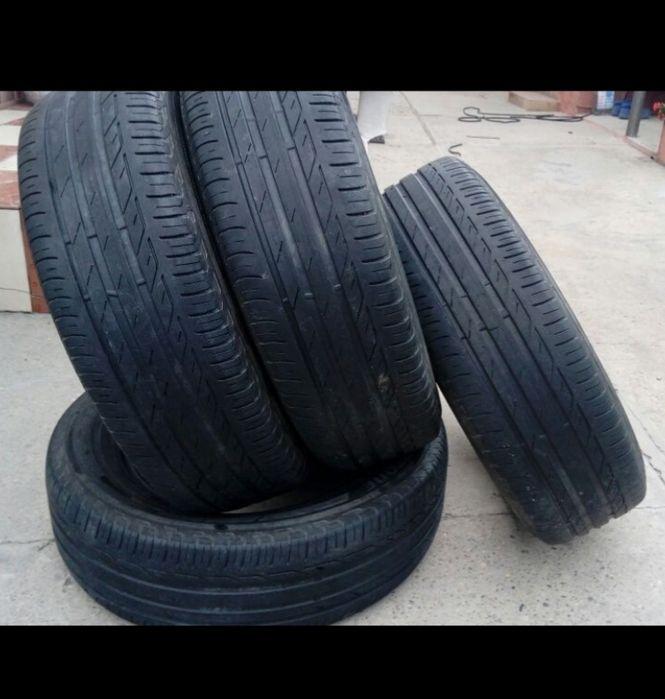 Продам комплект шин BRIDGESTONE 205/55/R16