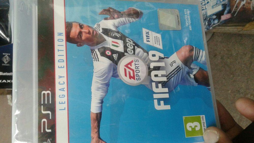 Fifa 19 para PS3