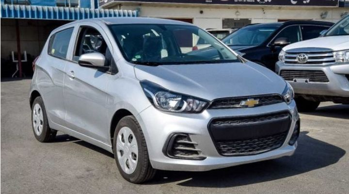 Chevrolet a venda.