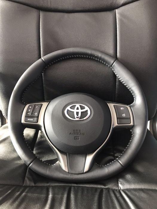 Волан с аербег за Toyota Yaris след 2012
