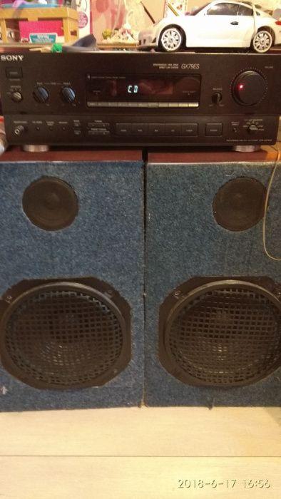 Amplificator + boxe