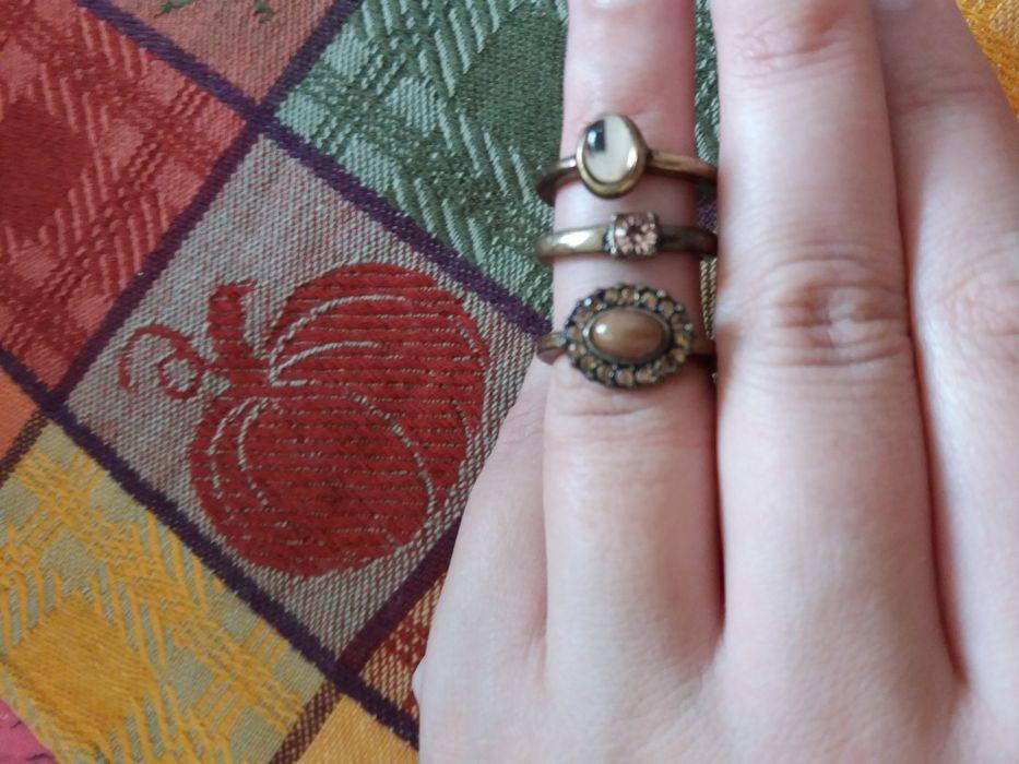 Set 3 inele vintage, 30 lei. Inel, bijuterii, pietre, accesorii dama