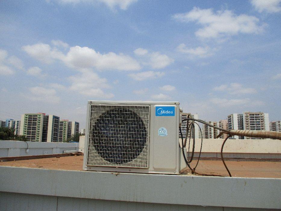 Limpeza, reparação, instalação e assistencia tecnica de ar condicionad