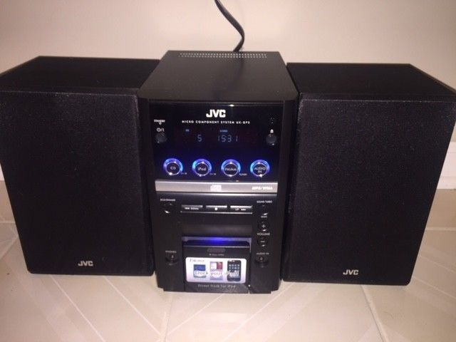 Combina audio JVC UX-GP5 Micro Component System