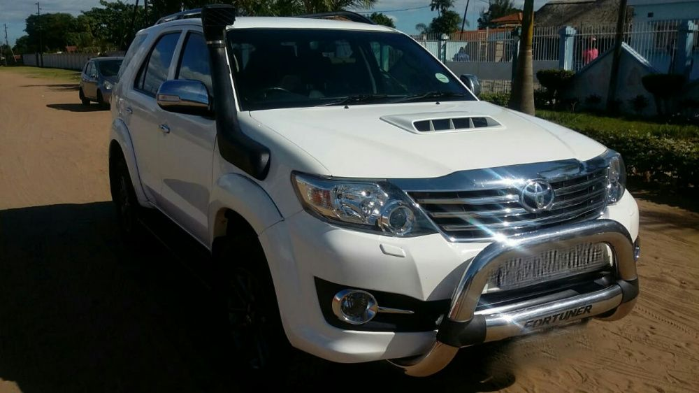 Toyota fortuner legal