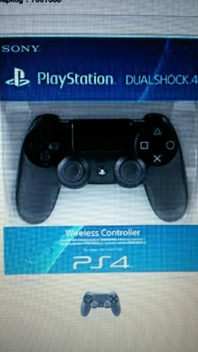 Продавам Орг. Wireless Controller PS4,нов е,
