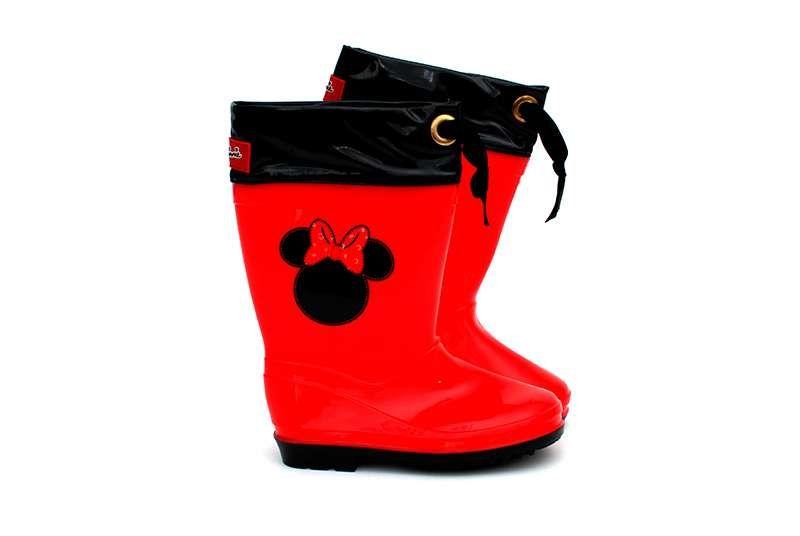 Cizme de cauciuc Disney Minnie