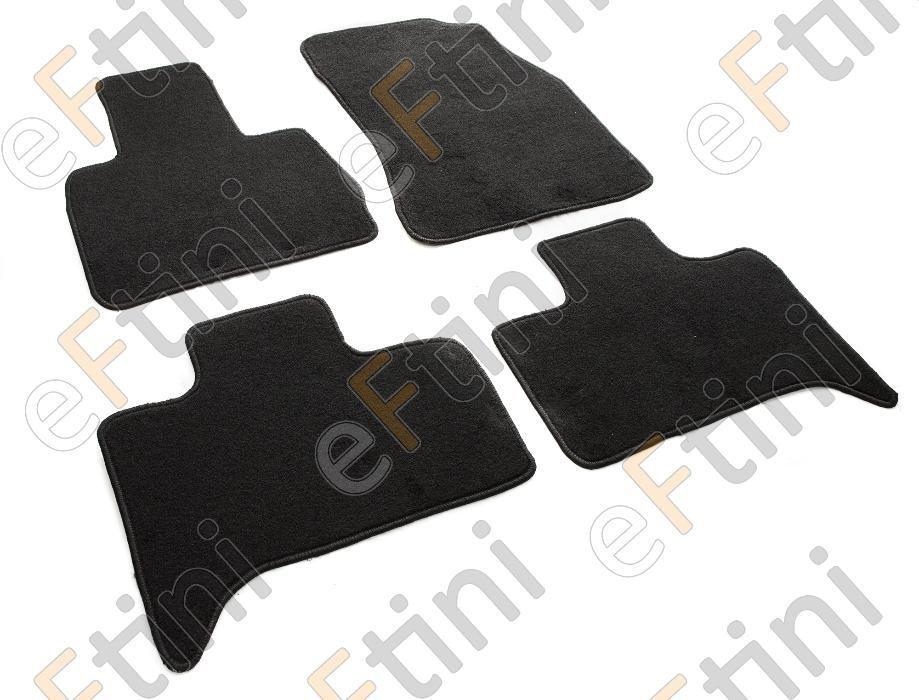 Автомобилни мокетни стелки за БМВ Х5 Е53 / BMW X5 E53 (99-06)