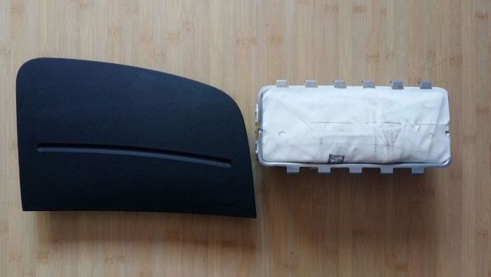Airbag Pasager SKODA FABIA 2 / Facelift / ROOMSTER Complet + Capac