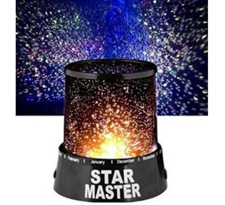 """Магическа детска лампа """"Мощно небе"""" - светещи звезди, нощна лампа"""