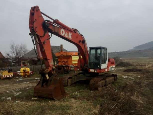 Dezmembrez Excavator O&K RH6 Plopsoru - imagine 1