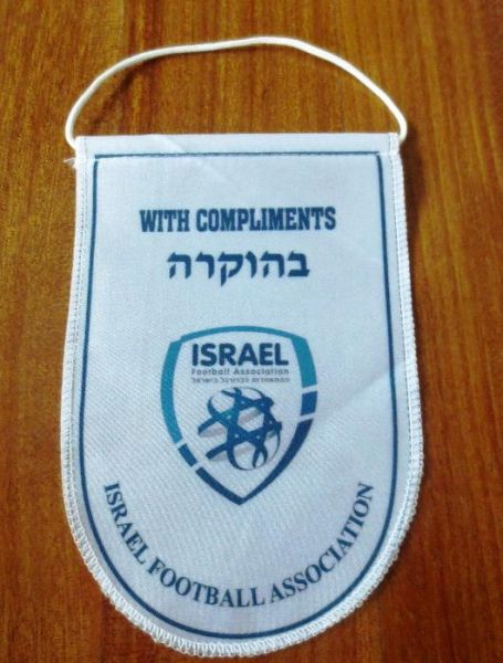 Флагче Израел, национален отбор
