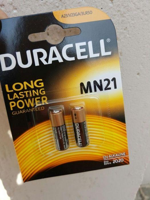 Duracell Long Lasting MN21/23 12V comandate din UK