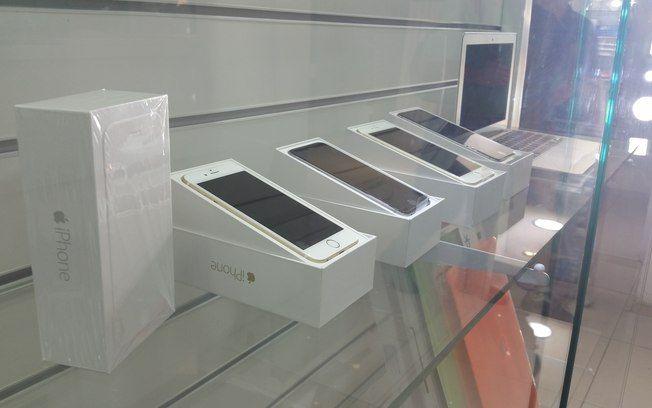 iphone 6s plus a venda