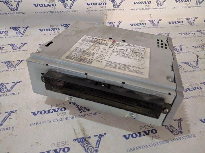 unitate audio pentru volvo s40 v50