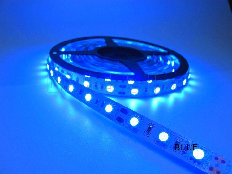 Свето-диодная LED лента SMD цвет СИНИЙ питание 12 вольт и есть другие