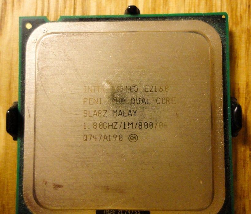 Procesor Intel Pentium Dual-Core E2160 1800Mhz 1Mb Cache Socket LGA775