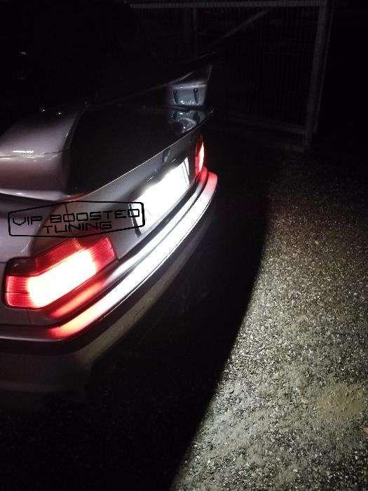 Lampi numar led dedicate BMW E36 Coupe