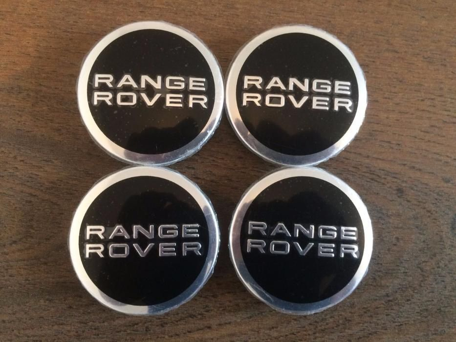 Range Rover Land Rover Колпачки По 4ШТ