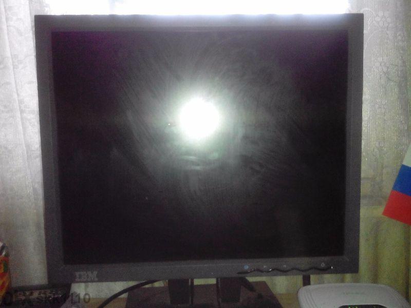 "Монитор IBM Thinkvision T860 18"" LCD"