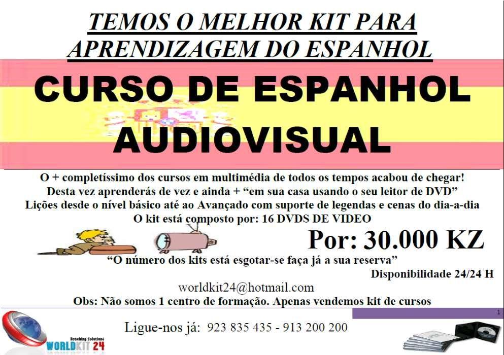 Kit de espanhol