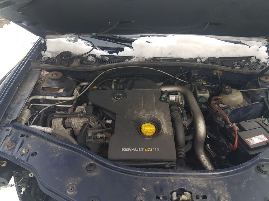 Motor K9K J8 duster 110 cp continental