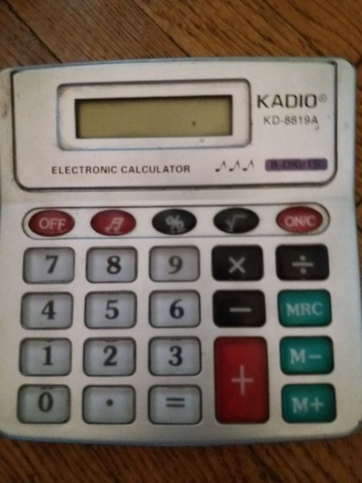 Calculator birou functional
