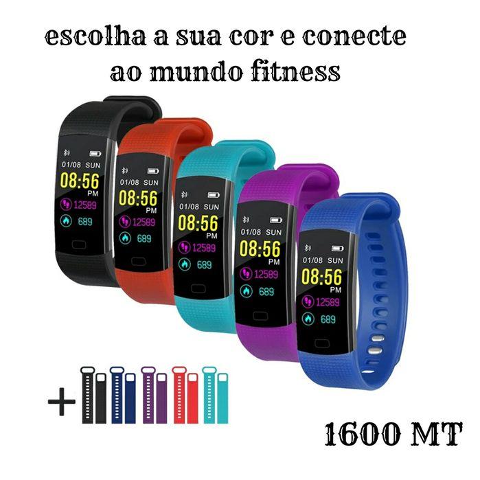 smart bracelet y5 (relógios inteligente) smart watch