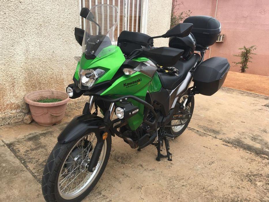 Kawasaki versys 300 cc 1000 km Nova