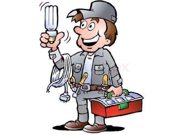 sou electricista de construção civil