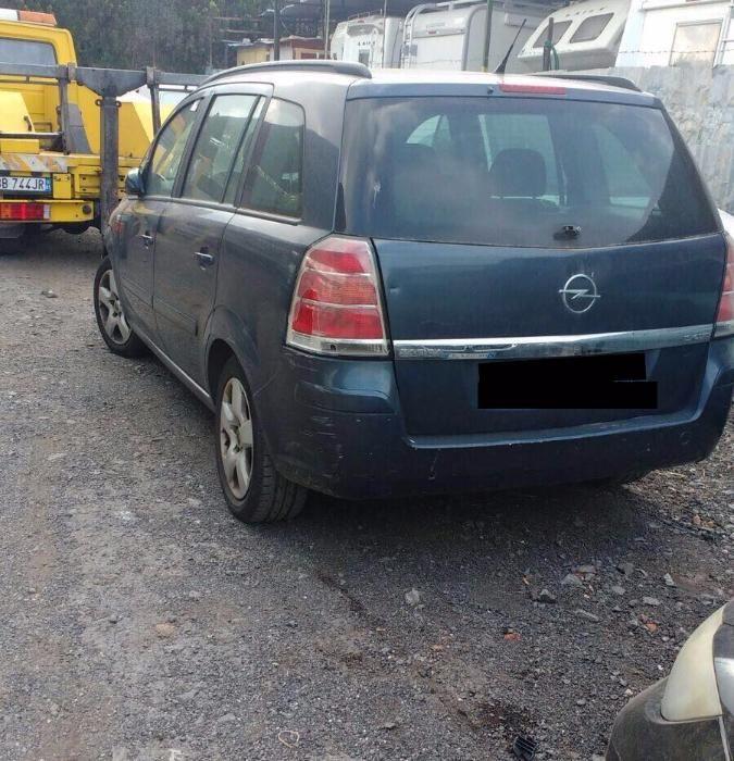 Dezmembrari Opel Zafira B 2005–2014 1.9 CDTI