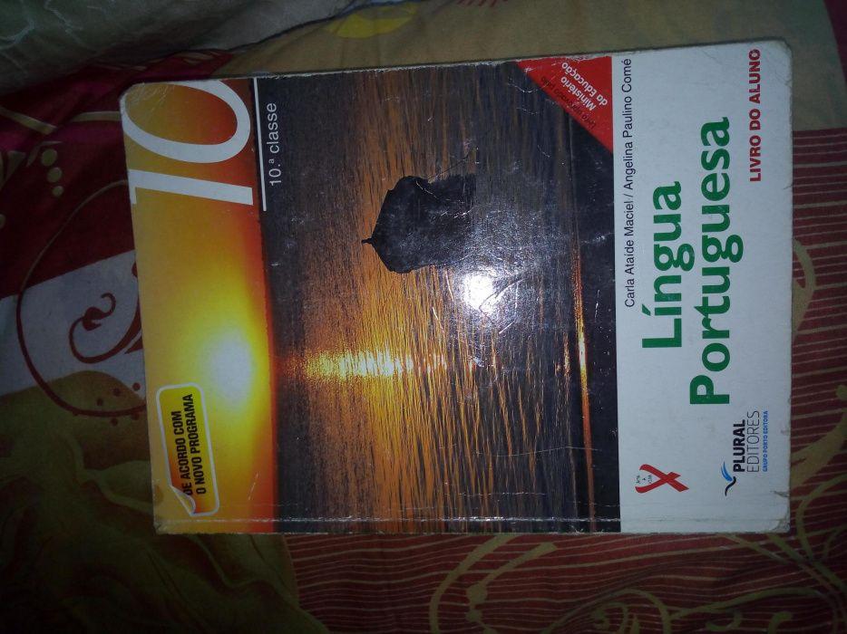 Livro de portugues da 10ª