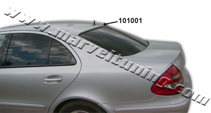 Промоция: Спойлер задно стъкло (сенник) за Mercedes E W211 №101001