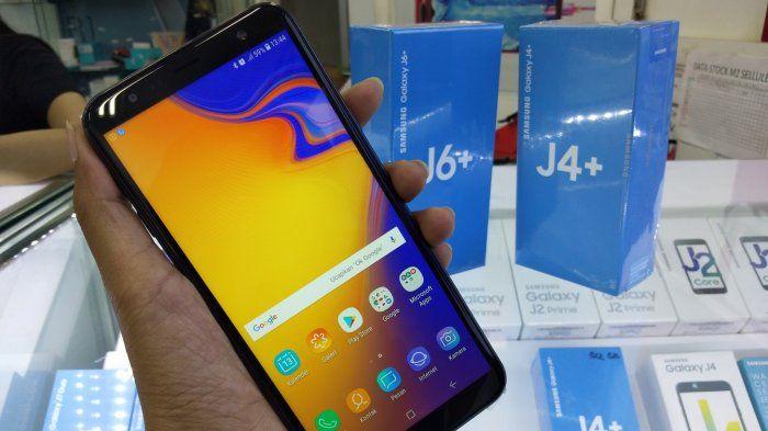 Promoção ! Samsung Galaxy J6 Plus/novos na caixa.