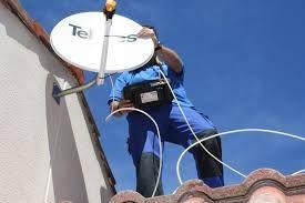 Presto serviço de montagem de antenas parabólica