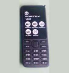 сотовый vortex v200 телефон
