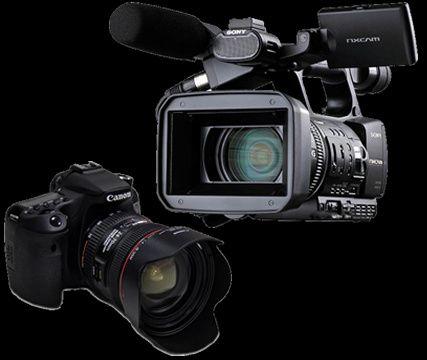 Serviço de Fotografia e Filmagem