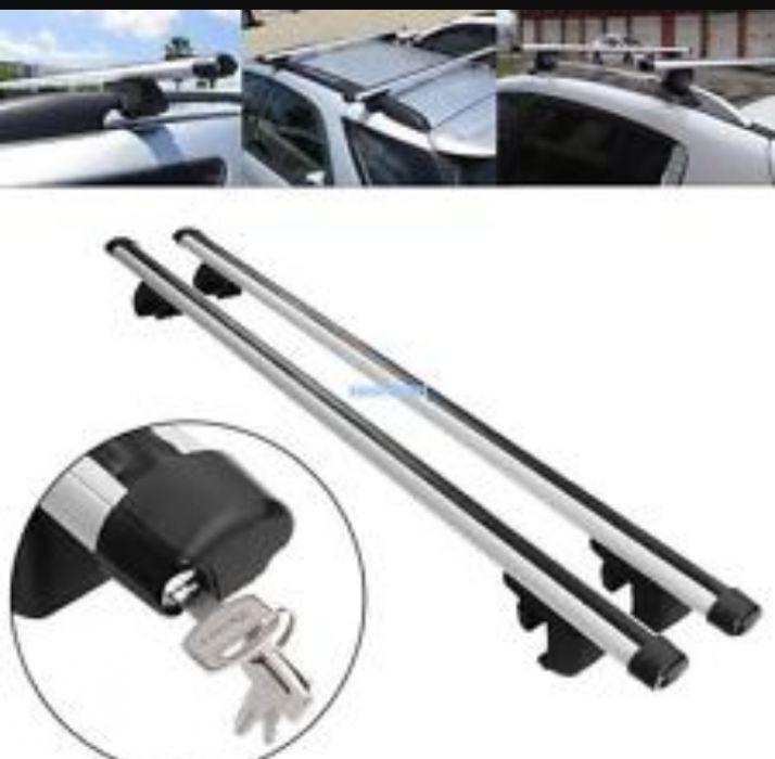 Поперечные перекладины (багажник) на крышу авто