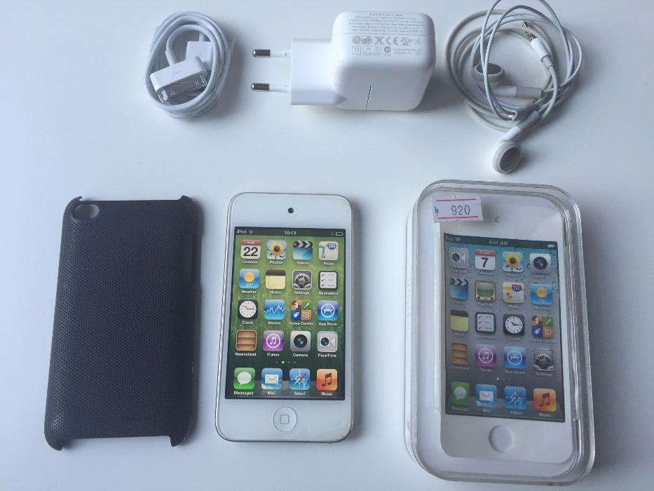 # IPOD Touch White 4th generation Redus de la 920 la 200 de ron