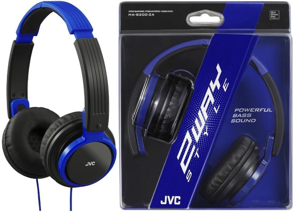 JVC 2way style слушалки