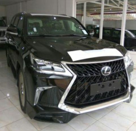 Lexus LX570 0km Disponível