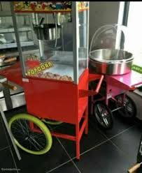 Maquina de Pipoca á venda
