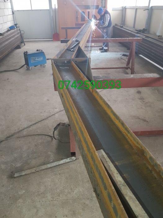 Nou oferta de structuri metalice și hale metalice 11.95x40x4.60 = 7500
