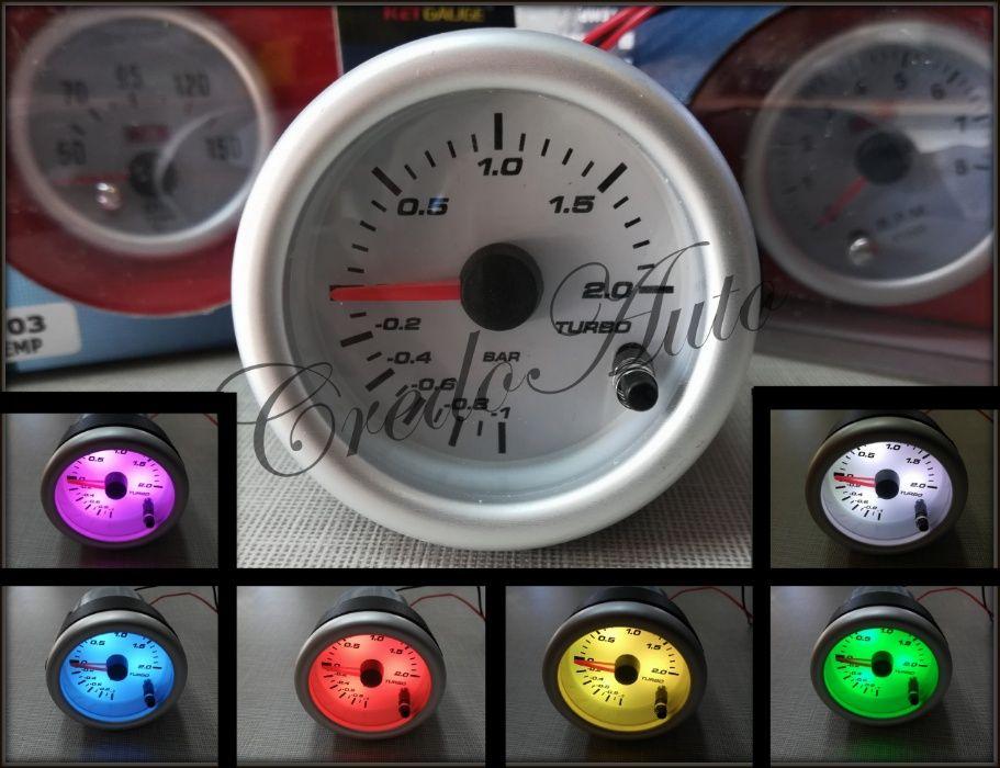 Ново!BoostMeter RGB Спортни Измервателни уреди 12V