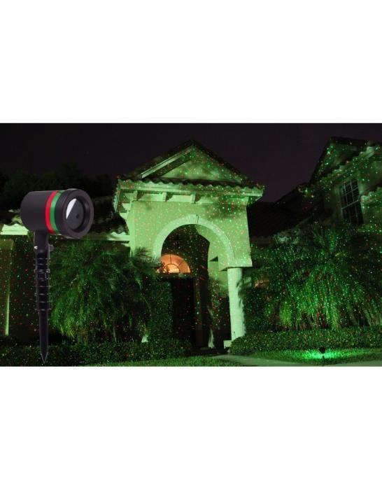 Proiector de gradina Laser Club pentru interior-exterior