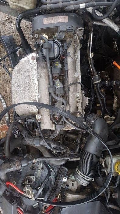 Dezmembrez motor vw golf 4 bora 1.6fsi BAD pistoane chiuloasa bloc
