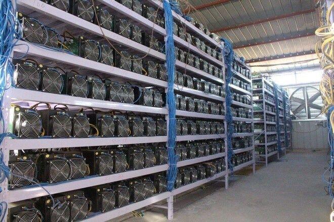 Вентиляция и охлаждение майнинг ферм, серверных. Кондиционирование