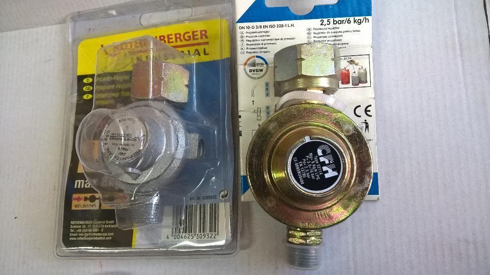 Регулатор за пропан Ротенбергер за газови уреди-печки,котлони,горелки гр. Пазарджик - image 6